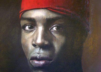 """""""Homme au bonnet rouge"""""""