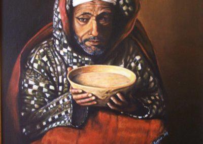 """""""L'Homme à la soupe"""" 🔴"""
