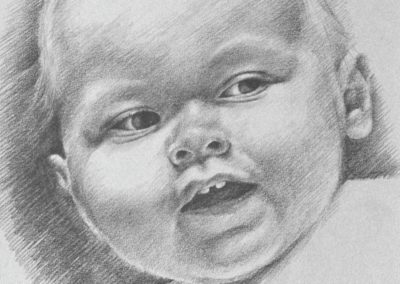 Enfant - Crayon