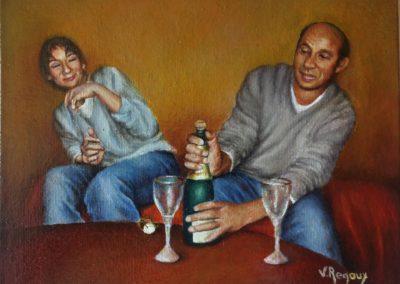 """""""Le bouchon de champagne"""" 🟡"""